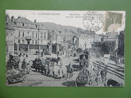 MONTMEDY  ( MEUSE ) N° 8 La Place De La Sous Prefecture     ( A Voir état ) - Montmedy
