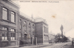 Hem Lannoy, Institution Saint Charles, Façade Principale (pk74104) - Andere Gemeenten