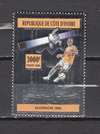 Soccer / Football / Fussball - WM 2006 : Cote D'Ivoire  Silbermarke ** - 2006 – Deutschland
