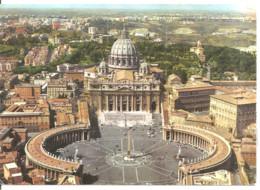 ROMA   SAN PIETRO  -  VEDUTA AEREA - San Pietro