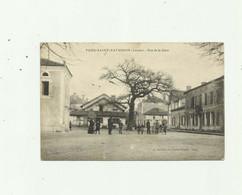 40 - YGOS  SAINT SATURNIN -  Rue De La Gare Animée Bon état - Altri Comuni