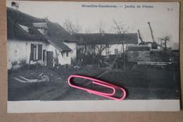 GANSHOREN : Jardin De Ferme  En 1903 - Ganshoren