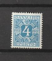 1925 4 ORE MNH** - Port Dû (Taxe)