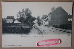 GANSHOREN : Rue De L'église Avant  1906 - Ganshoren