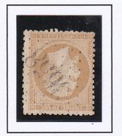 GC 3658 SAINT HILAIRE DE L' AUDE Dept 10 S / N° 21 - 1849-1876: Periodo Classico