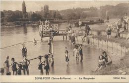77 Seine Port Baignade - Other Municipalities