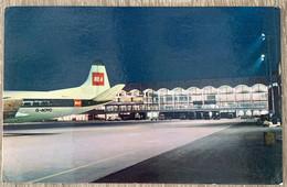GLASGOW AIRPORT: - Aérodromes