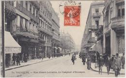TOULOUSE Rue Alsace Lorraine Le Comptoir D' Escompte - Toulouse