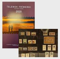 Iceland Island Delivery Within 4 Weeks MNH ** Ic-2020 - Year Set 2020 - Nuovi