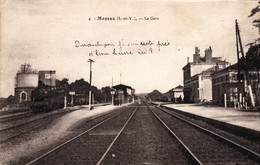 Thematiques 35 Ille Et Vilaine Messac La Gare - Other Municipalities