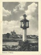 AK Brünn Brno Sudeten Bildstock In Mähren 1956 #2567 - Sudeten