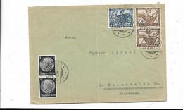 Brief Aus Hörnitz 1934 - Cartas