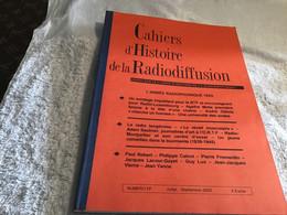 Cahier D'histoire De La Radiodiffusion L'année Radiophonique 1953 Juillet Septembre 2003 160 Pages - Dieren