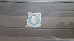 LOT521199 TIMBRE DE FRANCE NEUF(*) N°22 - 1862 Napoléon III.