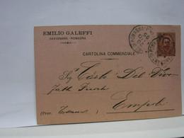 SAVIGNANO DI ROMAGNA    -- FORLI'---   EMILIO GALEFFI - Forli