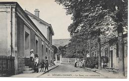 (2)         94     Arceuil-cachan       La Gare - Arcueil