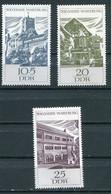 DDR - 1966 - Mi. 1233/1235 ** - Nuevos