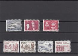 Greenland 1983 - Full Year MNH ** - Komplette Jahrgänge