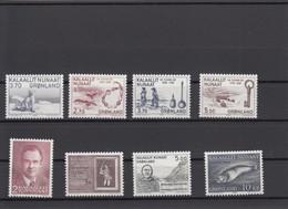 Greenland 1984 - Full Year MNH ** - Komplette Jahrgänge