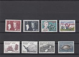 Greenland 1985 - Full Year MNH ** - Komplette Jahrgänge