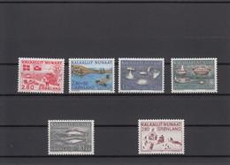 Greenland 1986 - Full Year MNH ** - Komplette Jahrgänge