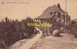 Knokke - Knocke - Le Zoute - Club House Du Golf - Knokke