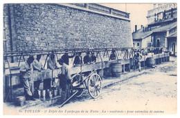 CPA  LA SOUILLARDE TOULON 1922 - Ohne Zuordnung