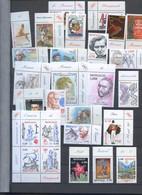 TIMBRES MONACO 2003/2010 Ref211120  TOUS LUXES **....410 EUROS DE FACIALE  En €...VENDU AU 1/3...tout Est Scanné - Collections, Lots & Series