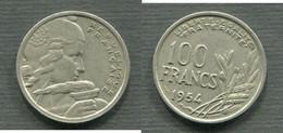 100 F COCHET 1954 B TTB - N. 100 Franchi