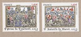 FRANCE 2013 F4828 TIMBRES ISSU Du Bloc  Les GRANDES HEURES De L'HISTOIRE Timbre NEUF - Nuovi