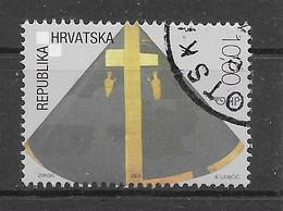 Kroatien 2003 Mi.Nr. 660 Gestempelt - Kroatien