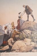 Cartolina - In Valsesia - La Nostra Meta! - 1911 - Vercelli