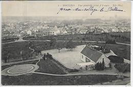 03, Allier, MOULINS, Vue Générale Prise D'Yzeure, Scan Recto Verso - Moulins
