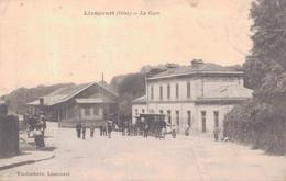 60 - LIANCOURT / LA GARE - Liancourt