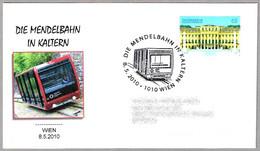 FUNICULAR En KALTERN. Seilbahn, Cable Car.  Wien 2010 - Other (Earth)
