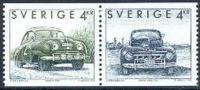 Zweden 1992 Zweedse Auto's Paar II PF-MNH - Neufs