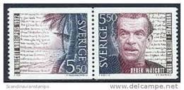 Zweden 1992 Nobel Paar I PF-MNH - Neufs
