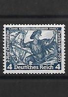 1157 ALLEMAGNE-III REICH-1933 Série Wagner YT 471 Le Vaisseau Fantome Neuf ** - Nuevos