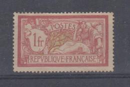 N°121* Neuf  Sans Gomme - 1900-27 Merson