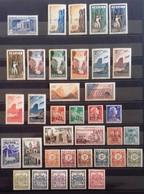 Colonies Françaises, Timbres Neufs * * (MNH) - Verzamelingen (zonder Album)