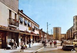 PONTOISE - Les Cordeliers - Rue Fontaine - Boulangerie - L'Union Commerciale - Automobile - Immeubles, HLM - Pontoise
