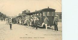 80 Fort Mahon  Depart Du Tramway - Fort Mahon