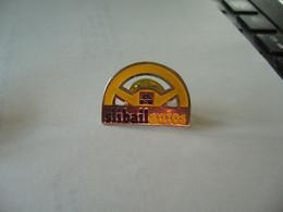 PIN'S PINS PIN PIN's ピンバッジ   CL CREDIT LYONNAIS SLIBAIL AUTO - Banks