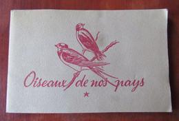 La Vache Grosjean - Album Complet 84 Images - Oiseaux De Nos Pays - Pigeons Faucons Cygne Canard Grand Duc Hirondelle - Otros