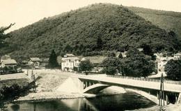 Alle-sur-Semois 1964; Le Pont - Voyagé. (F. Perot-Willème, Alle S/Semois) - Vresse-sur-Semois