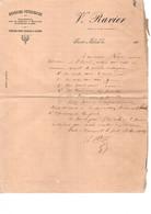 55 MEUSE SAINT-MIHIEL Près De COMMERCY Entre BAR-LE-DUC Et VERDUN V. RAVIER Vétérinaire 1904 - Historical Documents