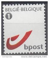 Belgique 2010 COB 4084 Neuf ** Cote (2016) 1.50 Euro Logo Bpost - Ungebraucht