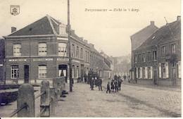 Zwijndrecht Zicht In 't Dorp 1915 - Zwijndrecht