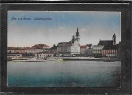 AK 0600  Linz An Der Donau - Landungsplatz Um 1910-20 - Linz