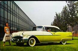 ► PONTIAC  860 Catalina  V8 1950's  - Automobile Publicty  (Litho In U.S.A.) - American Roadside